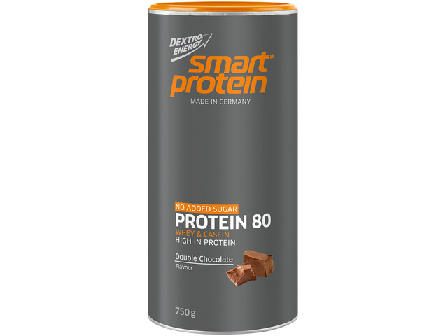 Dextro Energy Smart Protein Drink Powder 750g, Double Chocolate